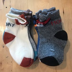 ✨5/$25✨ NWOT Cat & Jack Crew Socks